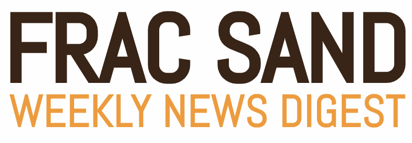 Frac Sand Weekly News Digest logo